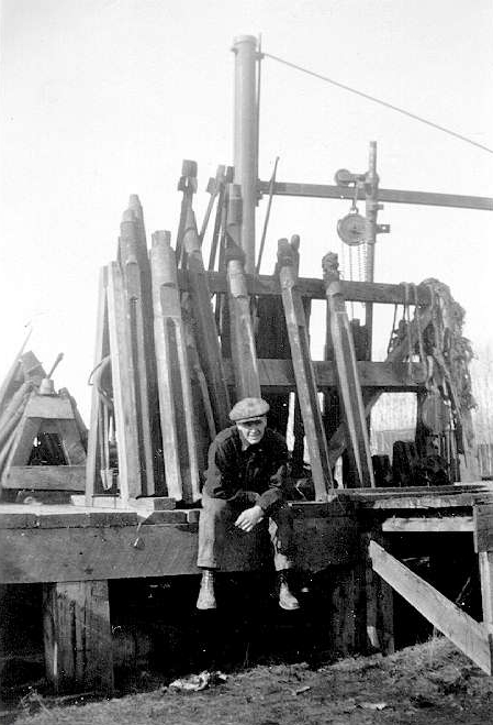 Old Stuff from the Oil Fields - Drilling Equipment