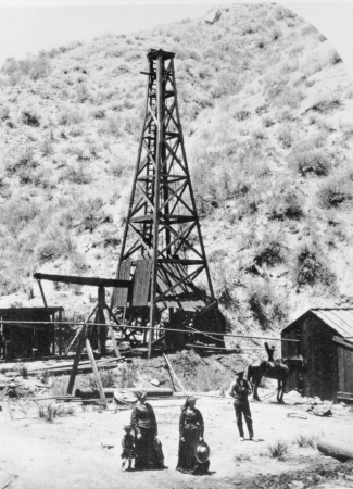 Vintage Photos Of The Oil Industry